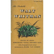 The Portable Walt Whitman.