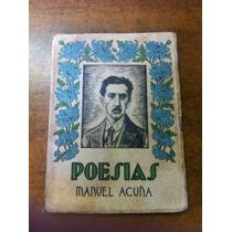 Poesias / Manuel Acuña