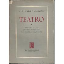 Teatro (tres Obras) / Alejandro Casona 1958