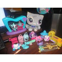 Lote Varios Little Pet Shop Playset Juguetes