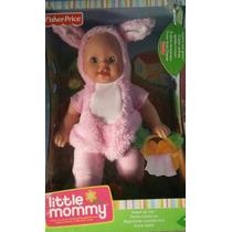 Little Mommy. Disfraz De Conejo Rosa!!!