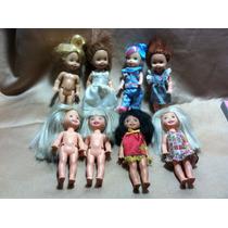Set De 8 Muñecas Mattel