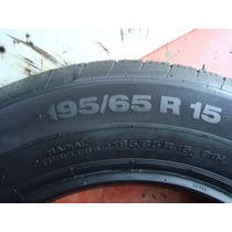 Llanta 195 65 15 Continental Nueva Contipremiumcontact2 N8