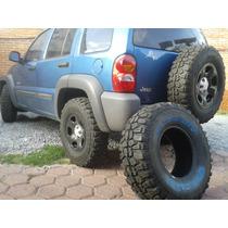 Llantas 31x10.50 R15 4x4 Mud Claw Jeep
