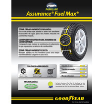 225/65r16 Goodyear Assurance Fuel Max 100h Envio Gratis
