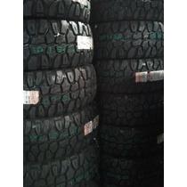Llanta 245/75 R16 4x4 400 Pzas Mud Claw 4x4 Offroad Jeep