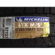 Llantas 265/70/17 Michelin Ltx M/s2. Nuevas Y Sin Rodar.