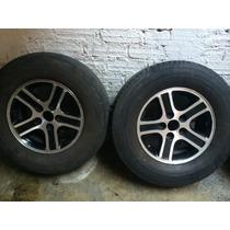 Rines Originales Chrysler, Dodge, Ram Con Llantas 17 5/139