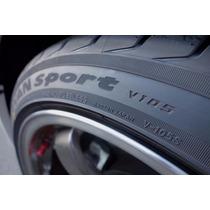 245/40 R17 Llanta Yokohama Advan Sport V105 91w