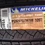 Llantas 265/60/18 Michelin Latitude Tour. Nuevas Sin Rodar.
