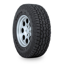 Llanta Lt285/55 R20 122s Open Country At Ii-l/t Toyo Tires