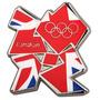 Pin Auténtico De Juegos Olímpicos De Londres Nuevos