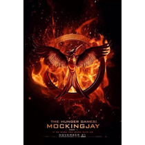 The Hunger Games Llaveros ( Color Oro )