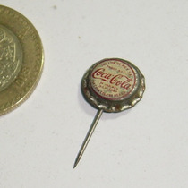 Fistol O Pin Mini Corcholata Coca Cola Original 50