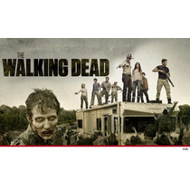 Llavero Zombies The Walking Dead
