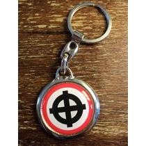 Llavero Italia Recuerdo Cruz Celtica Roma Templari Souvenir