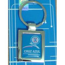 Llavero De Las Cruz Azul La Maquina