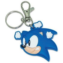 Llavero Original Sega Sonic The Hedgehog Key Chain Nuevo