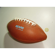 Balón Futbol Americano Sears