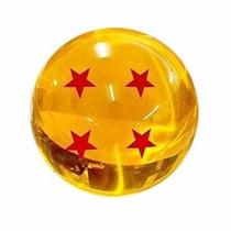 Llavero Esferas De Dragon Ball Z 4 Estrellas Goku Vegeta