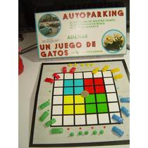 Antiguo Juego De Mesa Auto Parking