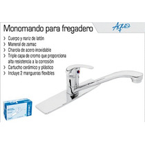 Oferta Monomando Para Fregadero Mca Foset Llavez Mezcladora