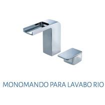 Monomando Para Lavabo Urrea Rio 9411ri