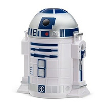 Bento Box R2d2 Star Wars Lonchera Nueva Original