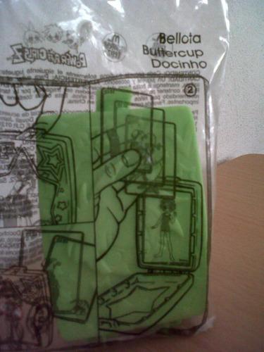 Lote V De Juguetes Surtidos Hanna Barbera Chicas Superpodero