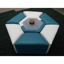 Maa....sala Lounge P/6 Personas Hexagonal Al Mejor Precio!!!