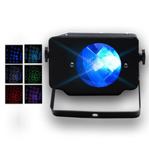 Scaner Multiseccion 24 Mega Hyper-leds Rgb Sec/audior Xaris