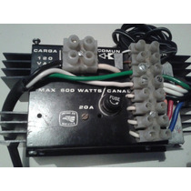 Relevador Relay Pack Digilite Dj 600w X Cada Canal 4 Canales