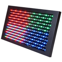 Panel Con Luz Led American Dj Rgb