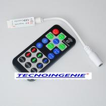 Controlador Rgb Tira Led Radio Frecuencia 3 Memorias Wireles
