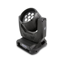 Cabeza Movil Wash Zoom Led 7 X 10w Rgbw - Sun Star