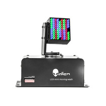 Luz Disco 86 Led Cabeza Movil Wash Rgb Dmx Audioritmica Dj