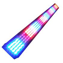 Barra Led Dmx Audioritmica Rgb Dj Laser 5050 Disco