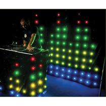 Chauvet Motion Drape Luz Led Efecto Luminoso