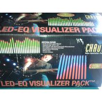 5pk Luz Ecualizador Chauvet Led Audio Ritmica Dj Iluminacion