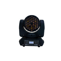 Steelpro Cabeza Movil Motorizada Led Rgbw,36x3w,dmx512