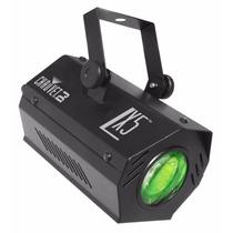 Luces Dj Audioritmicas Cañon Luz Profesional Lx5 Chauvet