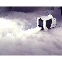 Pirotecnia Maquina De Humo Bajo Denso, Hielo Seco + Liquido