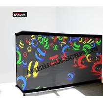 Cabina Para Dj Booth Dj Iluminacion O Video Proyeccion