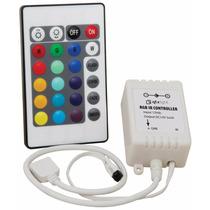 Control/contrlador De Tira Led Rgb Económico 16 Botones