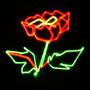 Laser Profesional 3d Tricolor Con Efecto Luz Negra Audiobahn