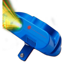 Laser Doble Color Multipuntos Y Estrobeo 150mw Luz Disco New