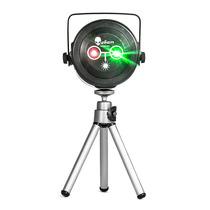 Luz Laser Multipuntos Mini 2 Colores Rojo Verde Audioritmica