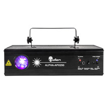 Luz Laser 3 Colores 50w Rgb Audioritmica Dmx Luz Disco Dj