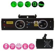 Laser Profesional Doble Verde 50mw Audioritmico Envio Gratis