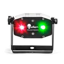Luz Laser Multipuntos Figuras 2 Colores Rojo Verde Audioritm